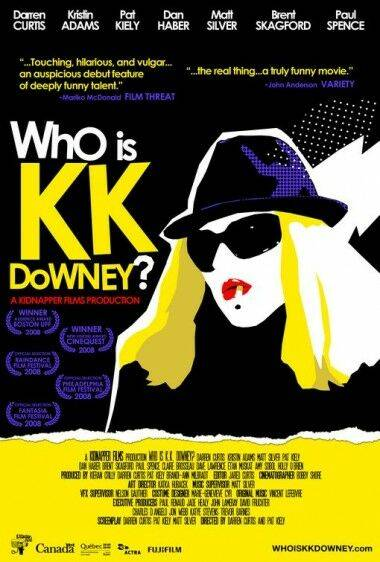 Movie poster for Who is KK Downey?