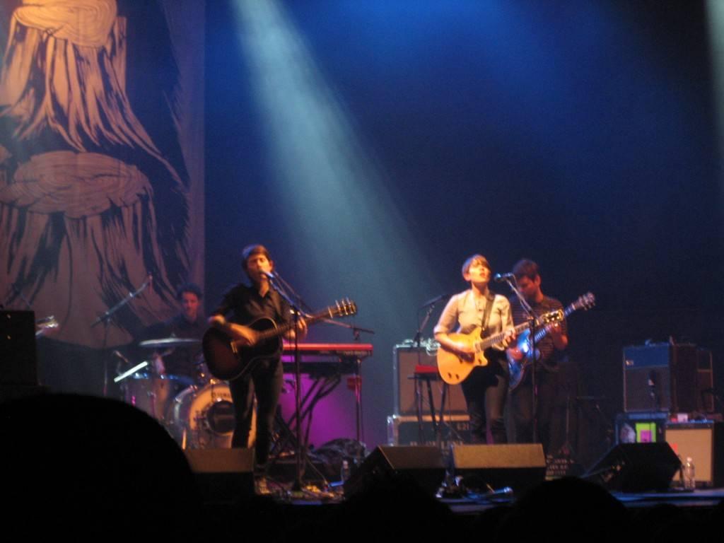Tegan and Sara at the Orpheum Theatre photo