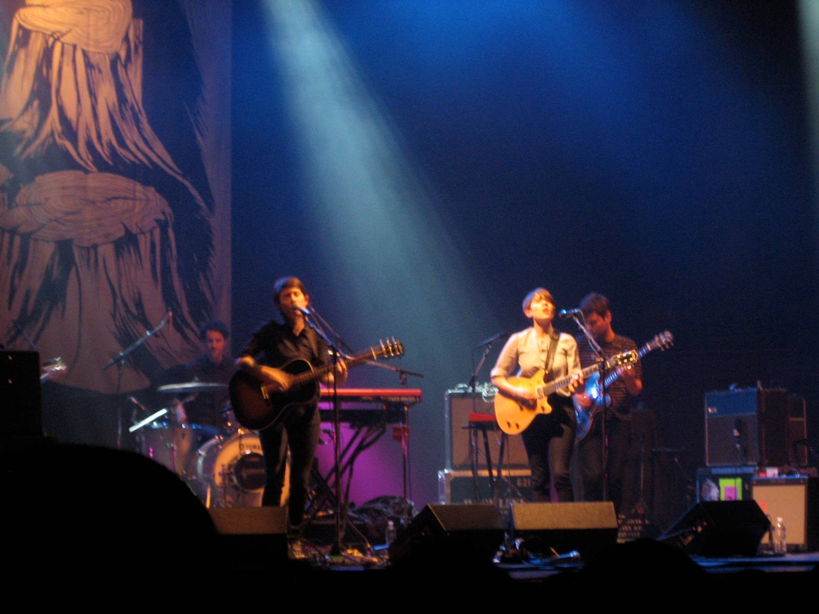 Tegan and Sara at the Orpheum Theatre photo
