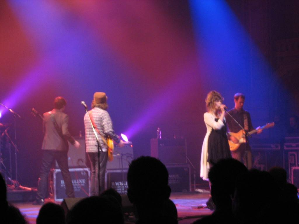 Broken Social Scene at the Orpheum Theatre photo