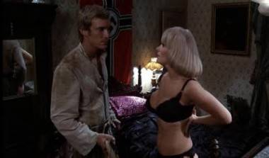 Scene image from Ilsa She-Wolf of the SS