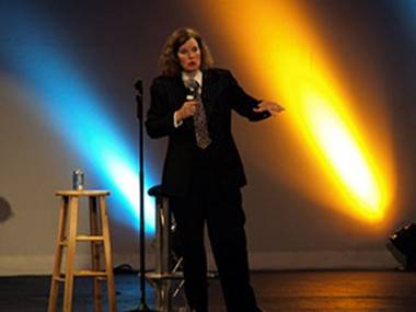 Paula Poundstone live