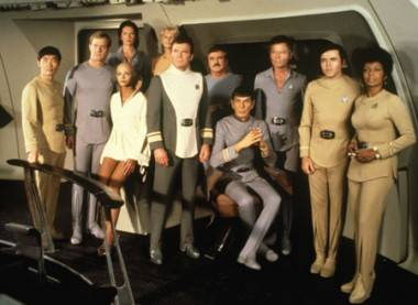 Cast of Star Trek: The Motion Picture