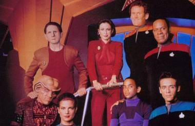 Cast of Star Trek Deep Space 9
