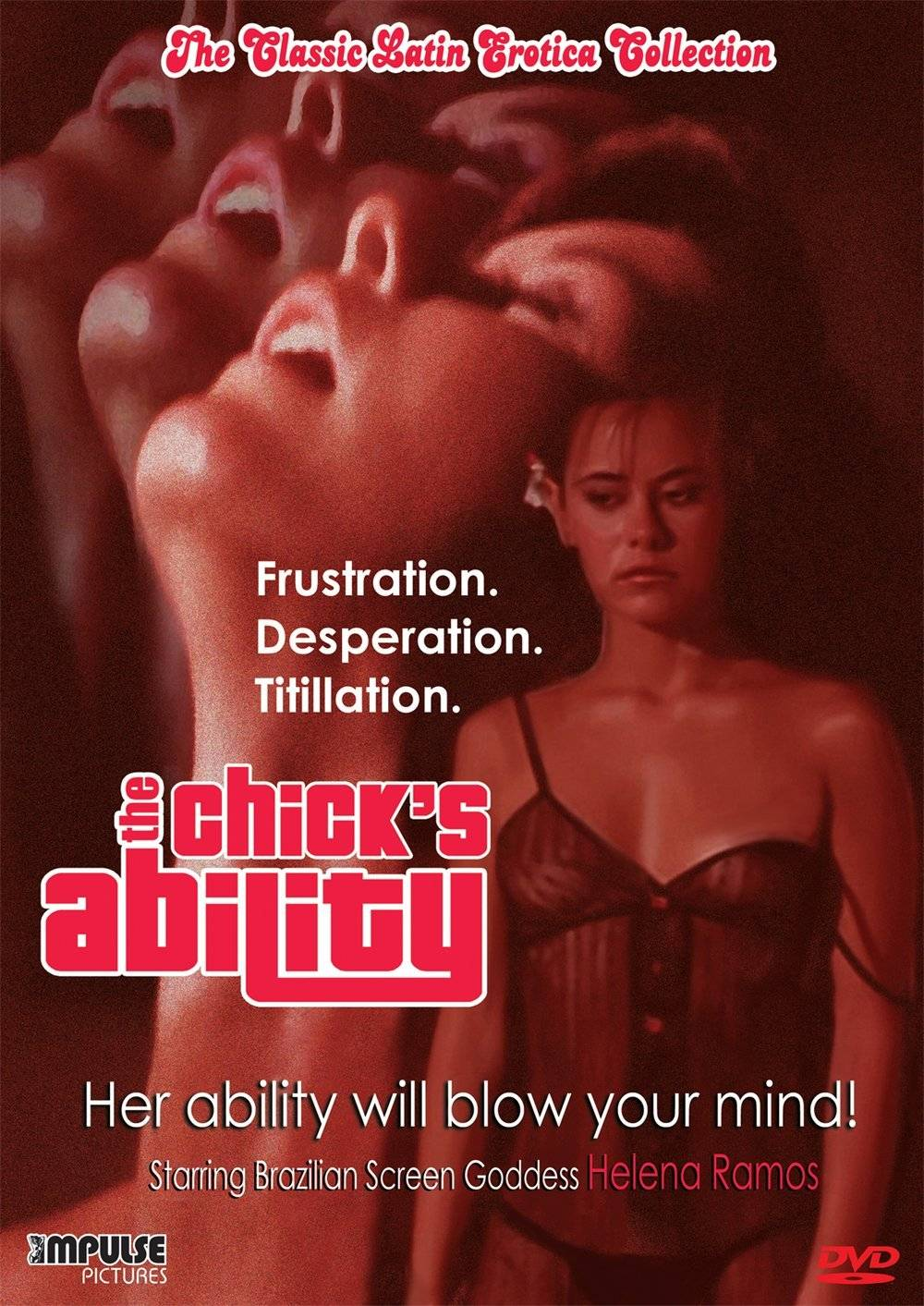 The Chick's Ability DVD cover (Impulse Pictures).