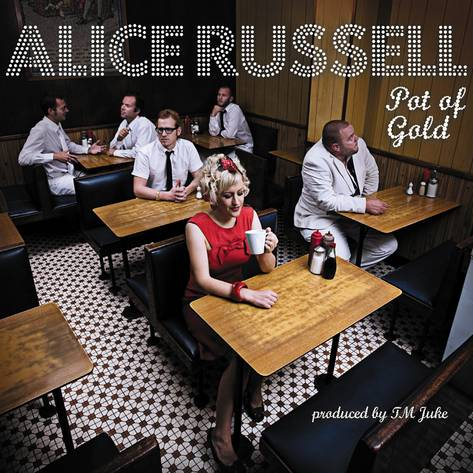Alice Russell Pot of Gold album cover image