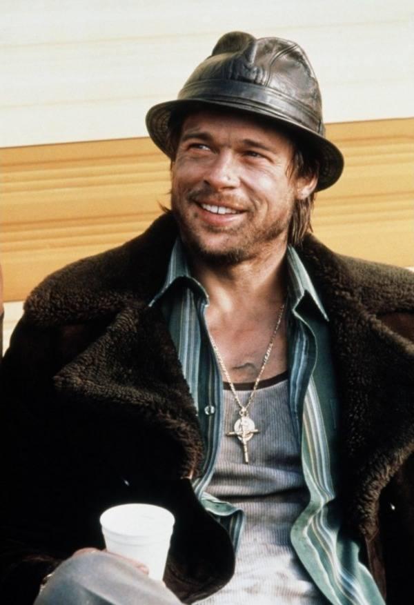 Brad Pitt movie role l...