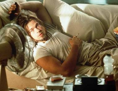Brad Pitt photos True Romance