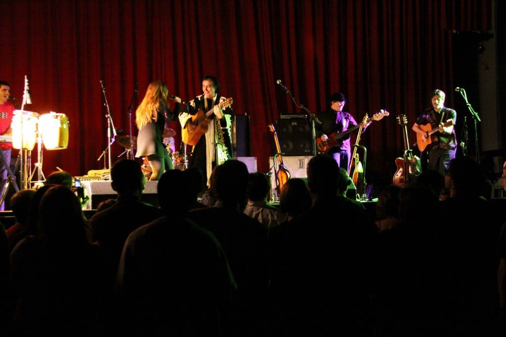 Os Mutantes at the Rio Theatre photo