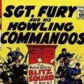 Sgt Fury comic book cover