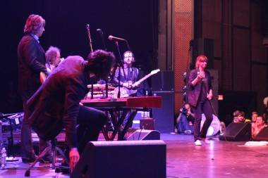 Cat Power at the Pearl Concert Theatre, Las Vegas, Oct 1 2010. Robyn Hanson photo