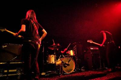 Band of Skulls at the Venue, April 24 2010. Michael Caswell photo