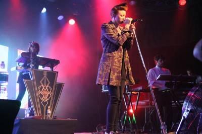 La Roux At The Commodore Ballroom Vancouver April 18
