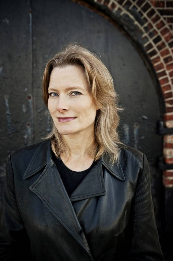 Jennifer Egan author of A Visit From the Good Squad