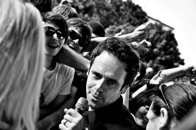 Bouncing Souls at Bumbershoot, Sept 5 2010. Simon Kear photo