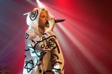 Die Antwoord Vancouver concert photo
