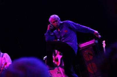 Guided by Voices at the Pearl Concert Theatre, Las Vegas, Oct 3 2010. Robyn Hanson photo