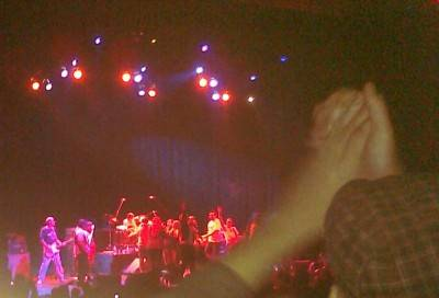 Guided by Voices at the Wiltern, Los Angeles, Oct 4 2010.