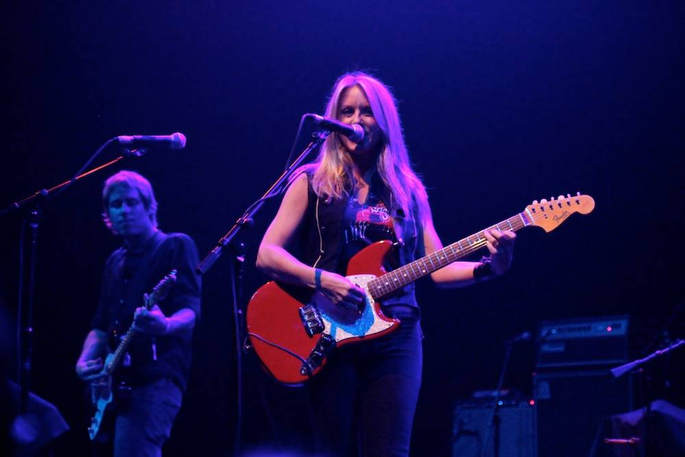 Liz Phair at Venue, Vancouver