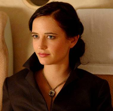 Eva Green in Casino Royale. Violet's birthday - we had to cancel her party ...