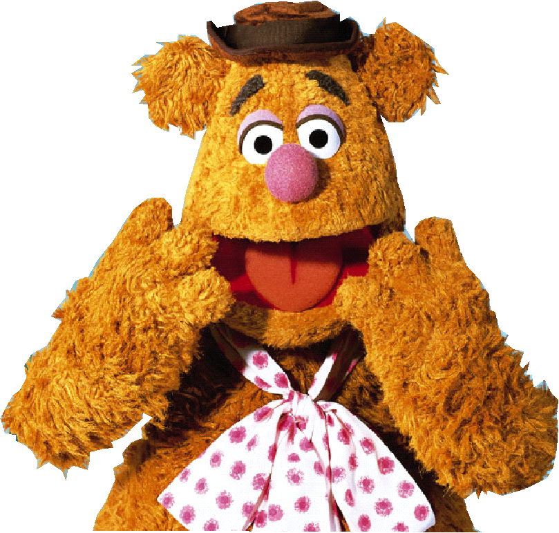 fozzie muppet quotes
