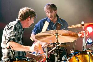The Black Keys at the Orpheum Theatre photo