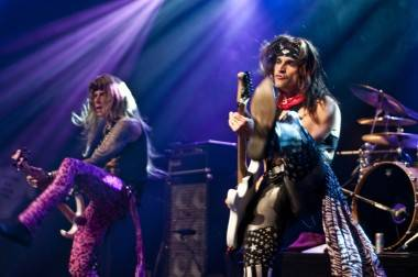 Steel Panther at the Commodore Ballroom, Vancouver, March 9 2011. Jade Dempsey photo