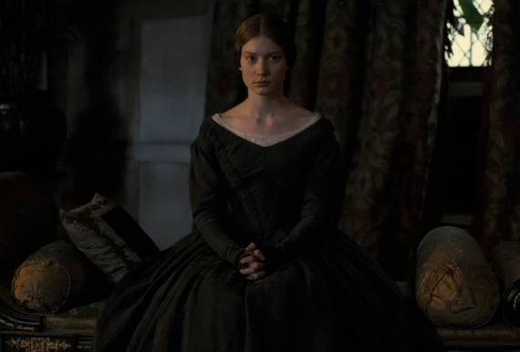 was jane eyre a good role The role of women in victorian england reflected in jane eyre - beate  as it  consists of teaching good virtues and moral values through her tenderness - the.