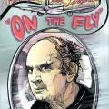 "Cover of Huntington, West Virginia ""On the Fly"" graphic novel by Harvey Pekar"