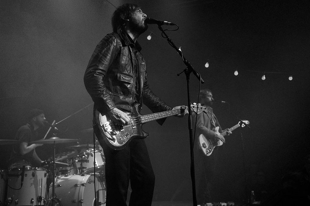 Peter Bjorn and John at Venue, Vancouver - The Snipe