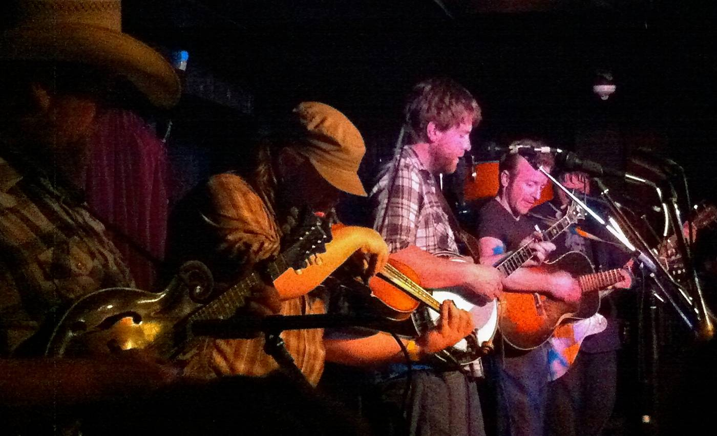 Concert review Trampled by Turtles Vancouver
