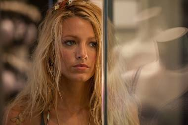 Actress Blake Lively in Savages