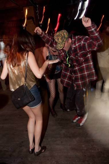 Dancers at Bar None, Vancouver, July 5 2011. Sia Amini photos.