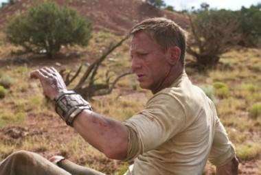 Daniel Craig in Cowboys & Aliens (2011).