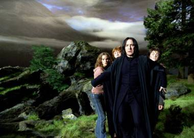 Still image from Harry Potter and the Prisoner of Azkaban.