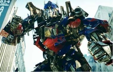 Optimus Prime in Transformers 3.