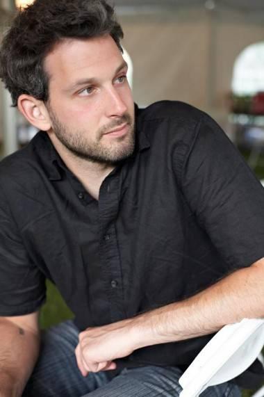 Andrew Westoll author photo