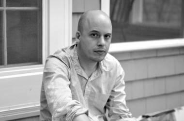 Lev Grossman author photo