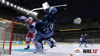 EA Sports' NHL 12.