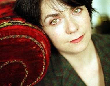 Scottish writer Denise Mina
