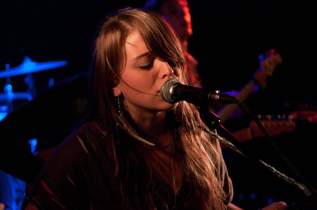 Givers band Tiffany Lamson photo
