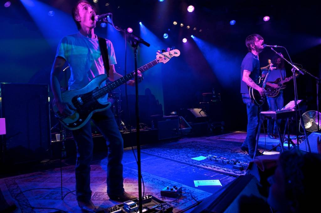 Band of Horses at the Commodore Ballroom, Vancouver
