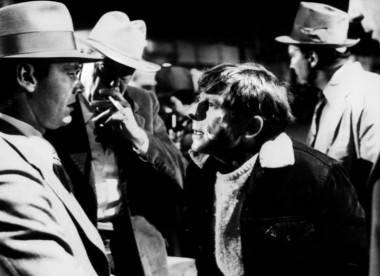 Roman Polanski Jack Nicholson Chinatown 1974