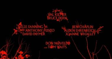 movie photos Twixt trailer credits