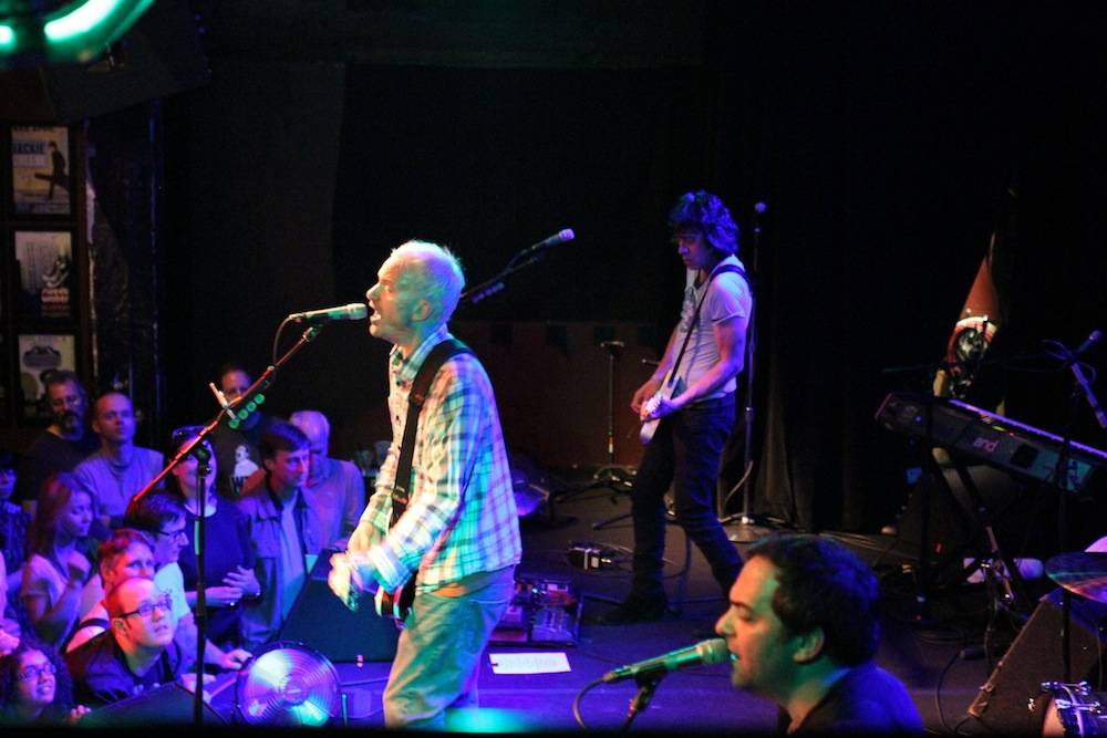 Fountains of Wayne at the Crocodile Cafe 2011