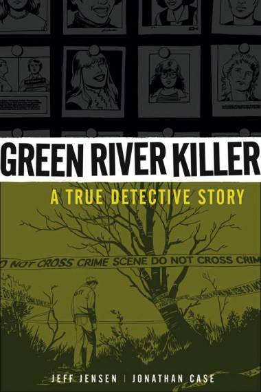 Green River Killer graphic novel cover.