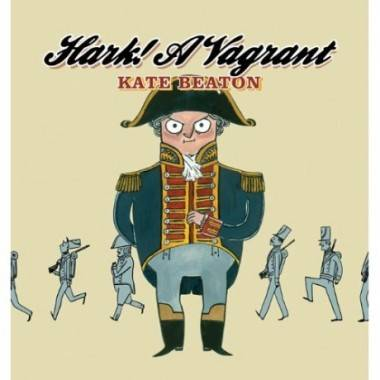 Hark! A Vagrant by Kate Beaton.