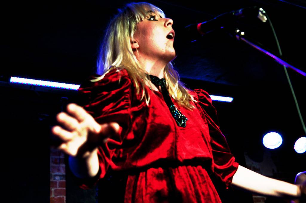 Austra in Vancouver photo
