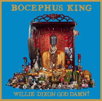 Bocephus King Willie Dixon God Damn album cover image