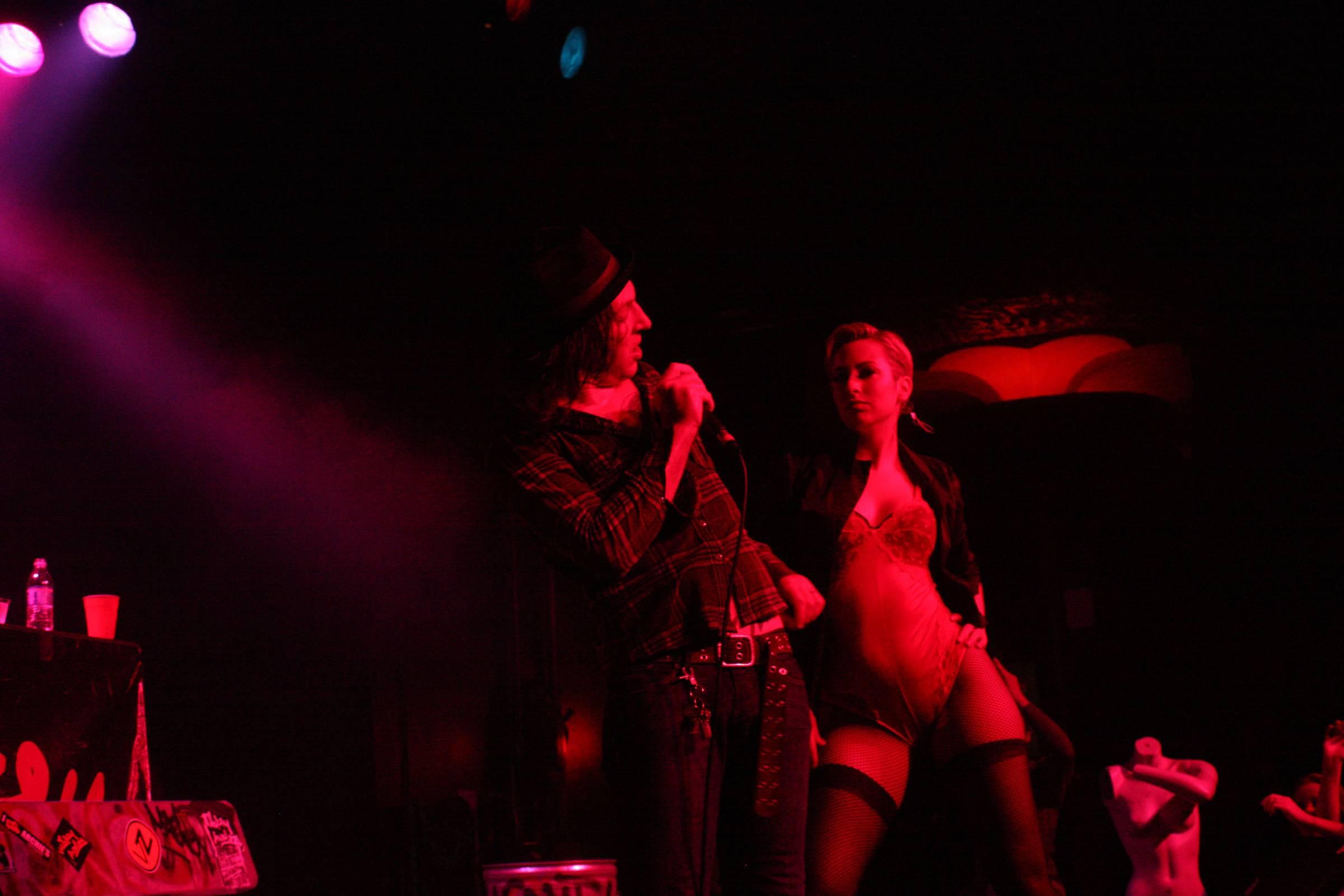 Mickey Avalon at the Showbox photo